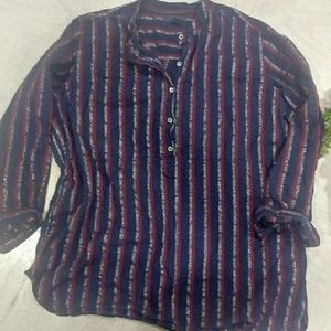 Size small j.crew blouse
